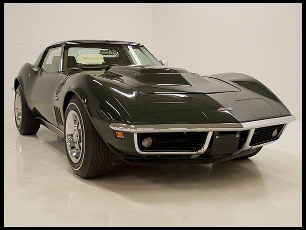 144 Best Images About Chevrolet Corvette 68 69 70 On