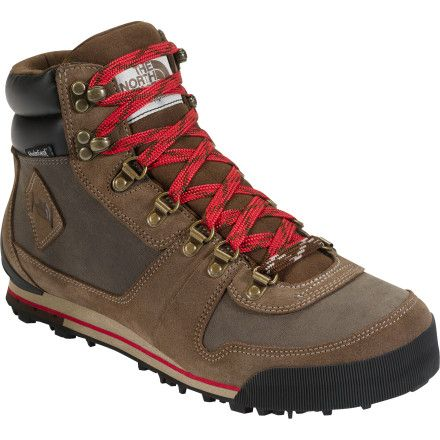 North Face Berkley old school hiking boot