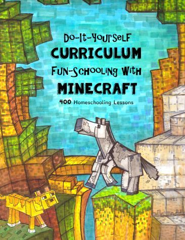 The Do-It-Yourself Fun-schooling with Minecraft Curriculum is a 400+ page set of homeschooling lessons that make learning fun for young Minecraft lovers. The best thing about this downloadable program is how it covers all subjects and can be used as your family's homeschooling spine, or the base curriculum for your entire school year. (affiliate)