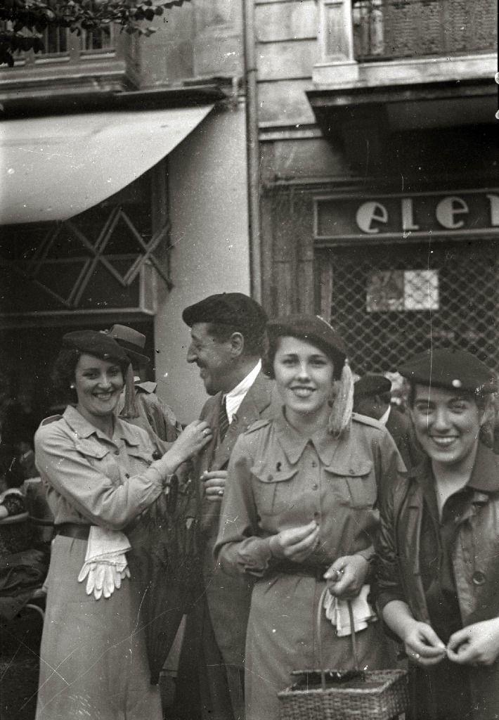 Spain - 1936-39. - GC - Donostia