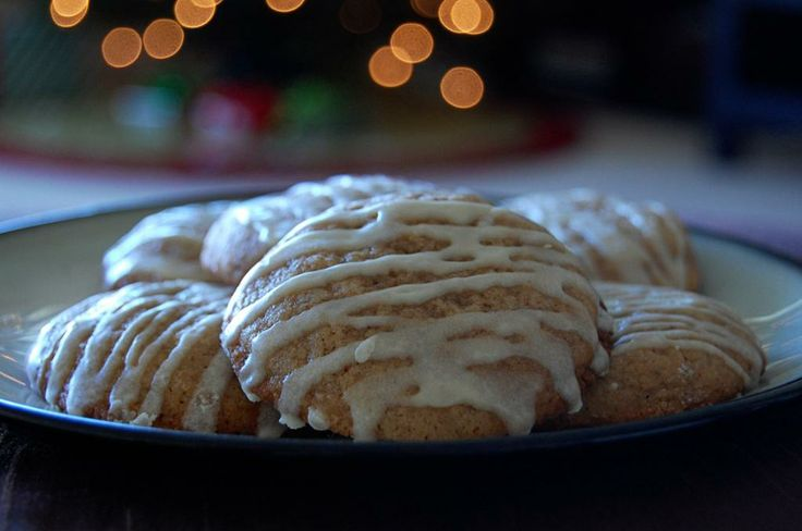 Soft Brown Sugar Eggnog Cookies // Live Faithfully