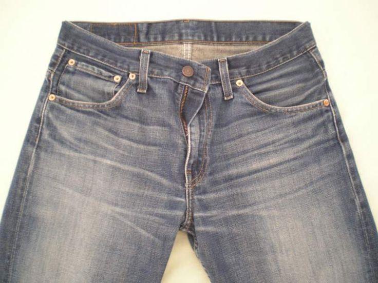 #Jeans #Levis 507  #abbigliamento #causal #moda #fashion #trendy #vintage