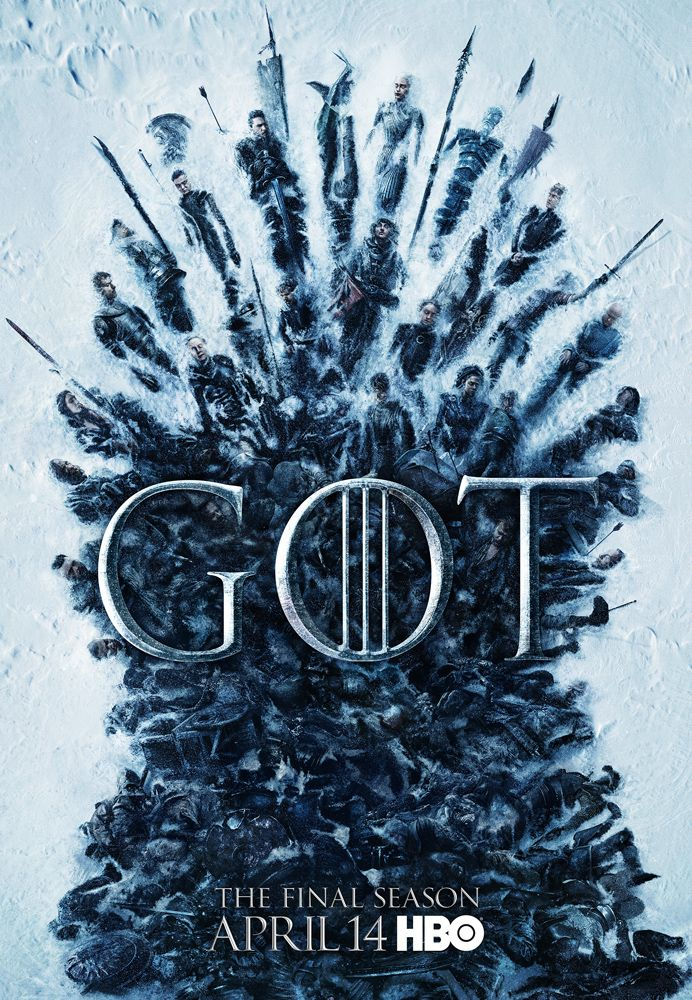 Got Streaming Saison 8 Episode 1 : streaming, saison, episode, Latest, Poster, Making, Thrones, Watch, Thrones,, Poster,, Gameofthrones