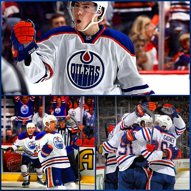 @devin_proutt97 Great win by these guys last night to put them In a playoff spot #Edmonton #Oilers #Nuge #yakupov