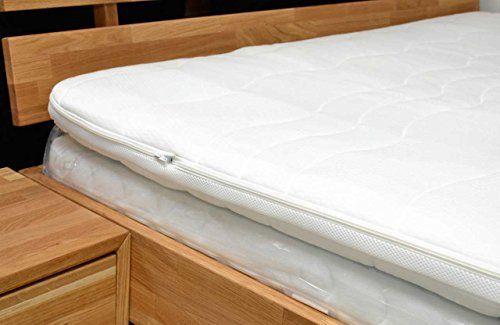 Topper-Matratzenauflage-Kaltschaum-7cm-alle-Gren-Schlafen-wie-auf-Wolken