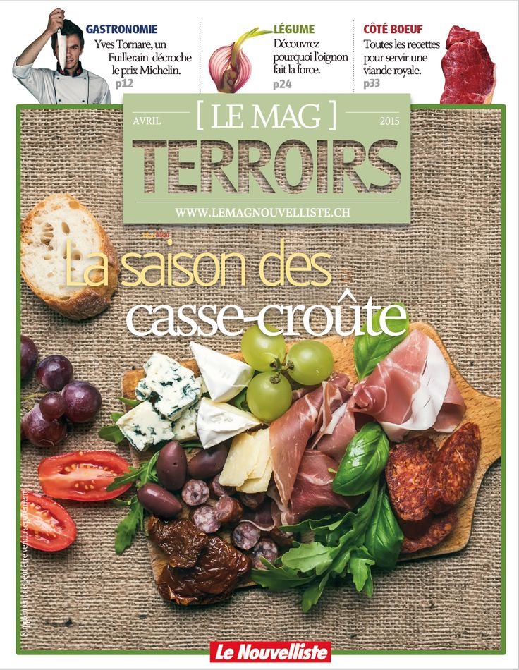 LE MAG TERROIRS - cover