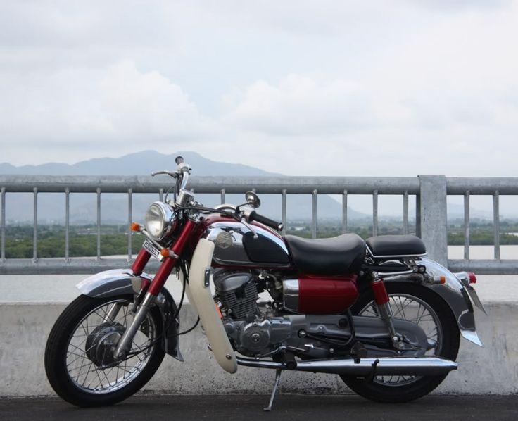 Honda CD125 See More Can Mua Phu Tung Cho Benly CD125T