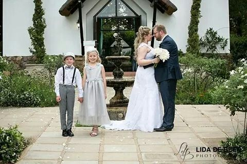 Flowergirl & Ring bearer...
