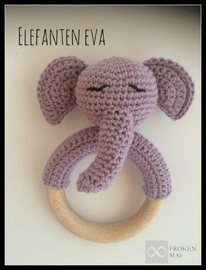 Synes simpelthen den er blevet ret kær (hvis jeg altså skal sige det selv) Ørerne til elefanten har jeg fået fra bloggen BrittsAmi, men hendes blog er desværre lukket ned Hvis du skulle få lyst til... Read More