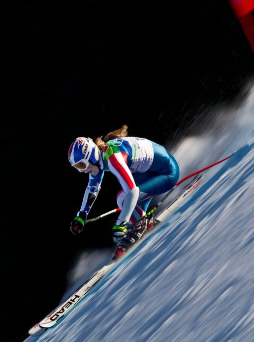 Lindsey Vonn! shared by http://www.myskiresort.com