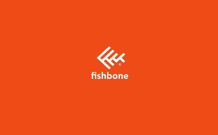 Logo & identity design for Fishbone notebooks