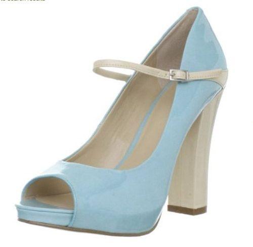 Light Blue Heels Wedding HeelsWedding ShoesLight