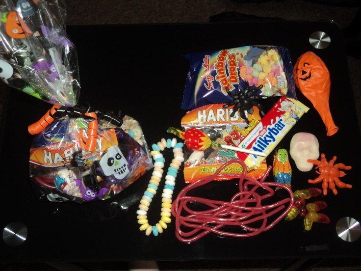 £1.50 Halloween Sweetie Bags. Click the photo for info...