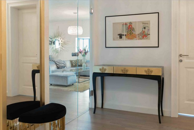 elke altenberger interiors luxus wohnprojekte httpbrabbucontractcom brabboothers pinterest interiors - Fantastisch Luxus Raumausstattung Shop