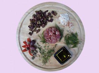 Denny Chef Blog: Crudo di tonno alla messinese
