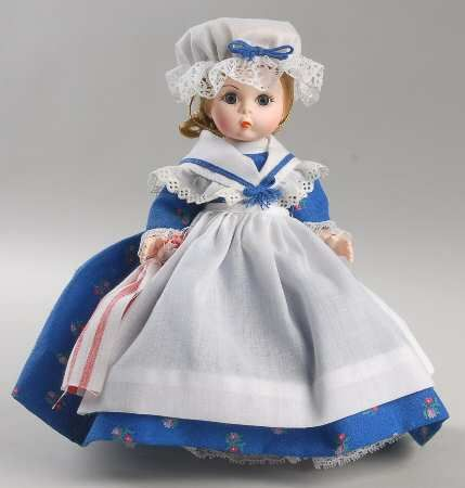 Retired+Madame+Alexander+Dolls+Values | MADAME ALEXANDER Storyland-Doll at Replacements, Ltd