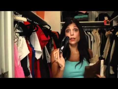 Bethenny Frankel's Closet Confession - she inspires me.....and makes me laugh