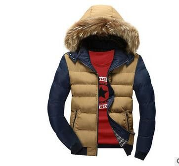 Slim and Solid Parkas for Winter Fashion