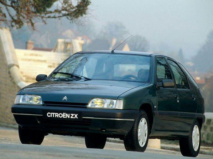 1991-1994 Citroën ZX