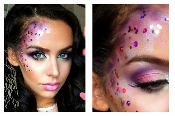 Maquillaje halloween para mujeres para todos los gustos. Instrucciones para la elaboración del maquillaje para halloween paso a paso.