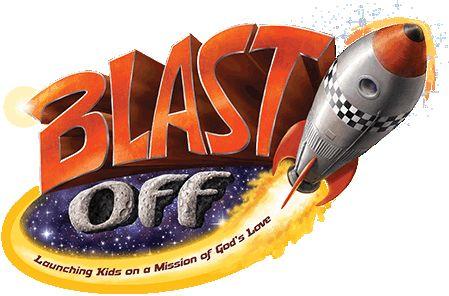 Blast Off Vbs 2014 Logo