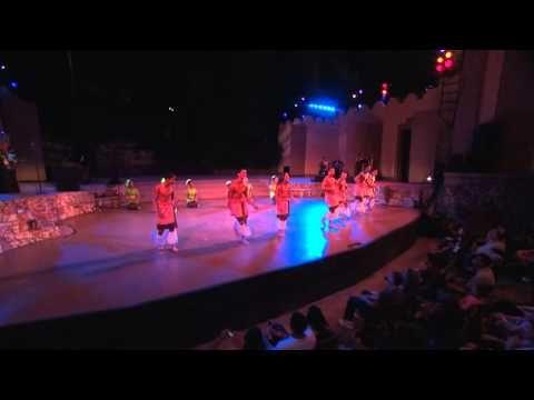 Samoan Legend Dance