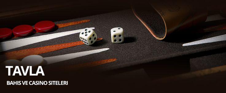 """İnternetten Tavla Oynanan Siteler    Tarihten günümüze gelen oyunlardan biri de """" Tavla """" dır. Okey, Tombala gibi tavla'da tarihten günümüze ulaşan bir oyundur. Okey, tombala gibi tavla oyunuda internet ortamına entegre edilen popüler oyunlardan biridir. Birçok bahis ve casino sitesinde tavla oyununu oynayabilirsiniz."""