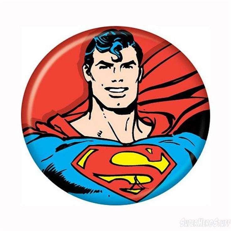 Images of Superman Button Pose