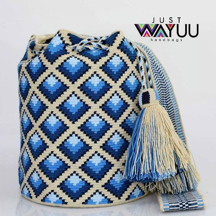 "916 Likes, 18 Comments - Just Wayuu (@just.wayuu) on Instagram: ""Handcrafted handbags made by indigenous wayuu in the north of Colombia. Worldwide shipping. PayPal…"""