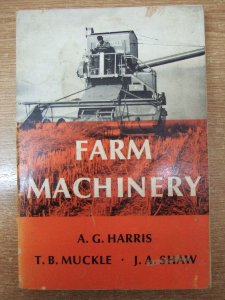 Farm #machinery book vintage #classic #tractor implements 1960s ,  View more on the LINK: 	http://www.zeppy.io/product/gb/2/252753538302/