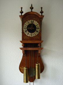 Dutch clock Zaanse Clock