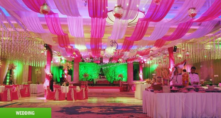 At Vivaha Weddings Solution people will find Best Wedding Planner who provides exclusive service like venue selection, wedding decoration, DJ arrangements, celebrity management, wedding cards and catering services at affordable prices.