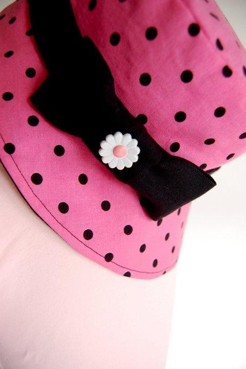 POLKA DOTS~Girls Polka Dot Hat