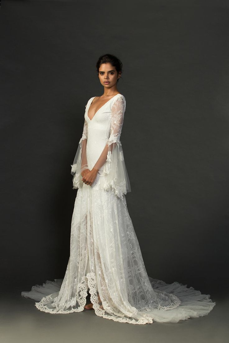 The completely inimitable Francis dress. Oozing bohemian luxury, this stunning…