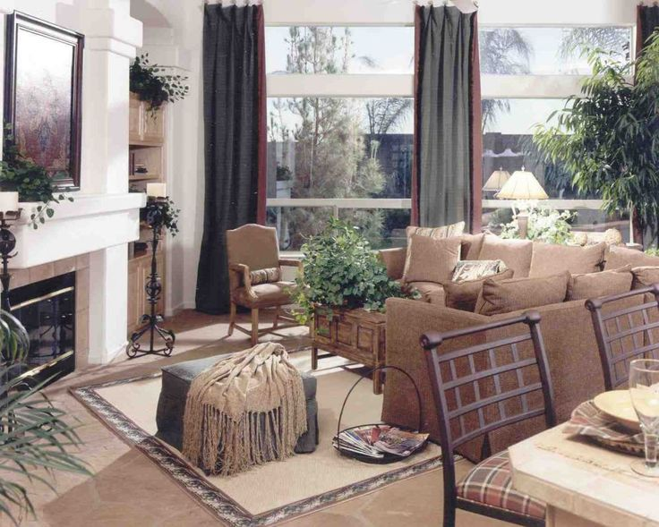 Pulte Homes Interior Pulte Homes Model Great Room Interior Design Idea In Scottsdale