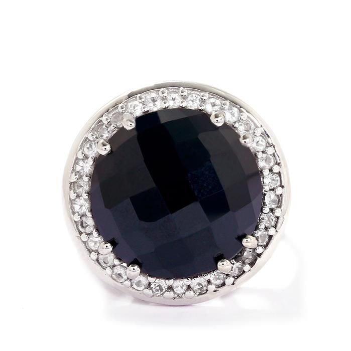 Black Spinel Rings Gemporia