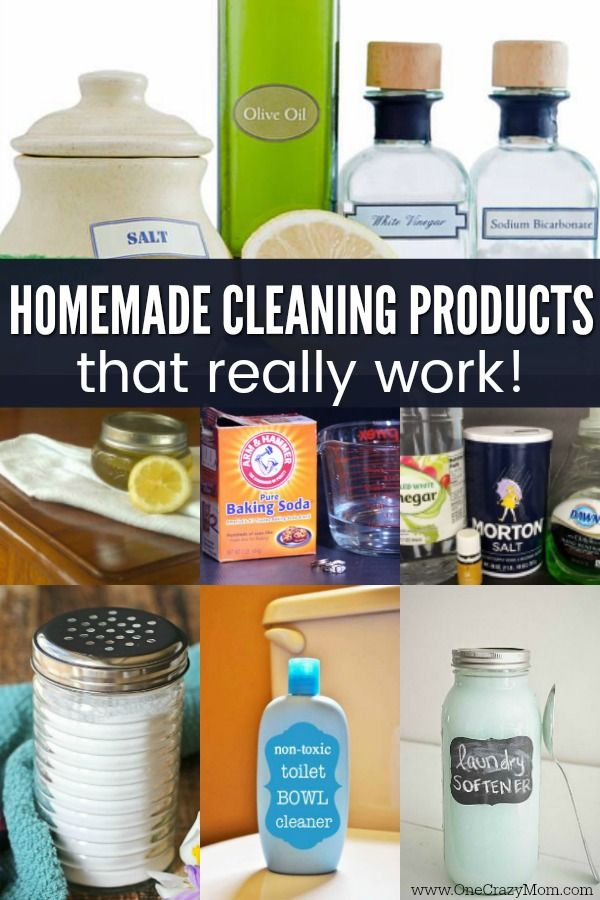 Homemade Cleaners 20 Homemade Cleaning Products Cleaners