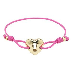 MULBERRY Heart Friendship bracelet at Flannels Fashion