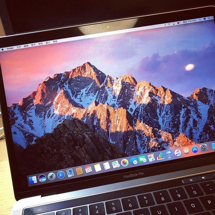 New MacBook 顶配
