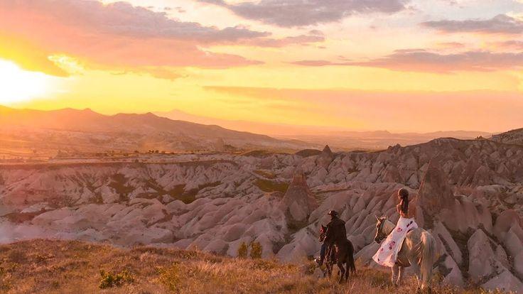 Cappadocia - Balloons, Horses and Blue Mosque Vlog