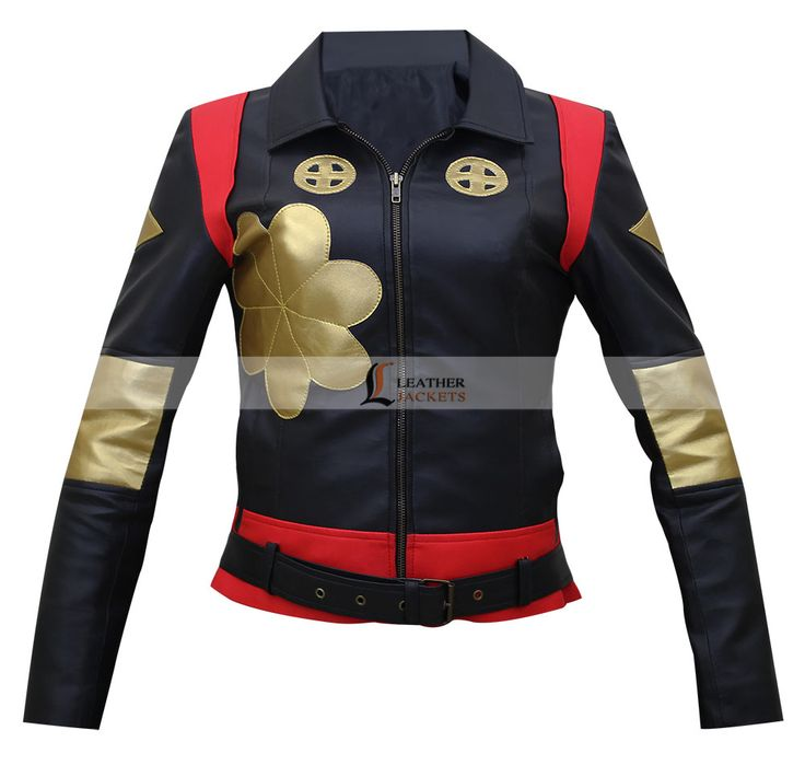 Hollywood Sexy Celebrity Katana Suicide Squad Leather Jacket you can buy it from LeathersJackets.com along with FREE Shipping in USA, UK and Canada.