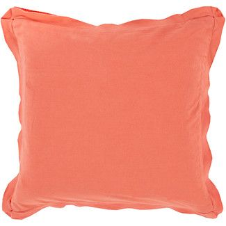 Surya Simple Sophistication Cotton Throw Pillow: