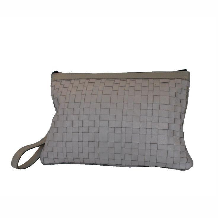 Pletené kabelky Kožené výrobky - Kožená galantéria a originálne ručne maľované kožené výrobky