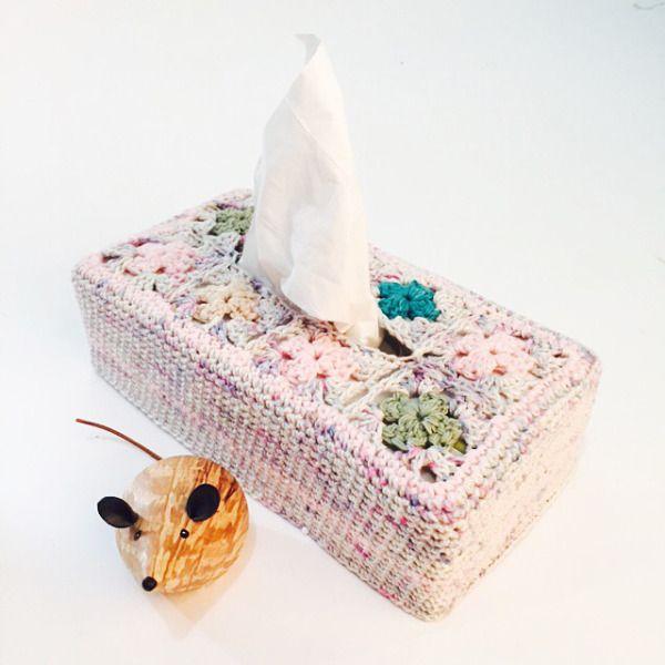 tissue box cover haken