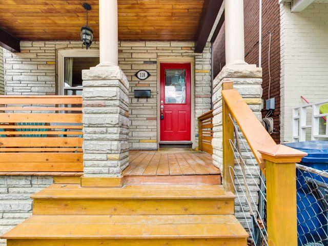 Detached Leslieville House for under $800k