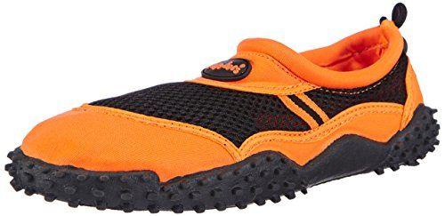 Playshoes GmbH Aqua, Unisex Adults' Beach & Pool Shoes, Orange (Orange 39), 7 UK (40 EU) Playshoes http://www.amazon.co.uk/dp/B00GYSEBC0/ref=cm_sw_r_pi_dp_p6lgwb0KSN5GP