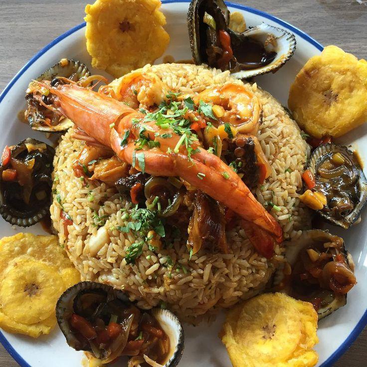 """arroz marinero #manta #manabi #ecuador"""""""