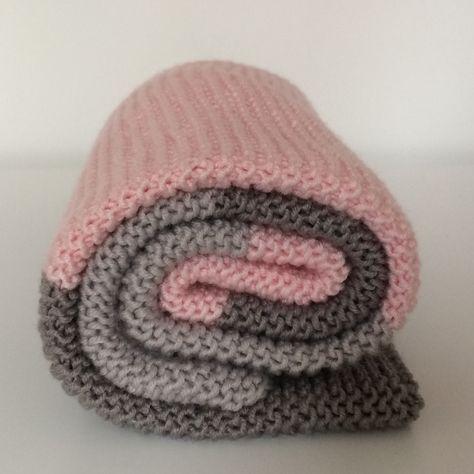 Merino babydeken breien - Blog - Henja: online garenwinkel