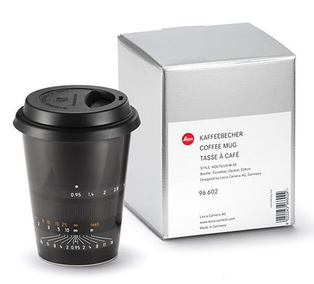 Camera Lens Coffee Mugs / by Leica
