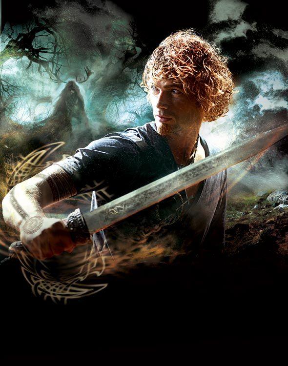 """Hunted"" - Gene Mollica - Cover Artist - The Iron Druid Chronicles"